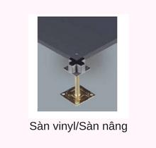 Sàn Vinyl/ Sàn nâng